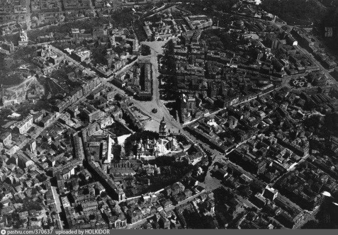Вид на Софийскую площадь /pastvu.com