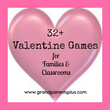 Fun Family Games for Valentines #Valentine Games #Games #Valentines # Valentine Family Games #Family Games #games