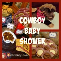 Cowboy Baby Shower Decorations | www.imgkid.com - The ...