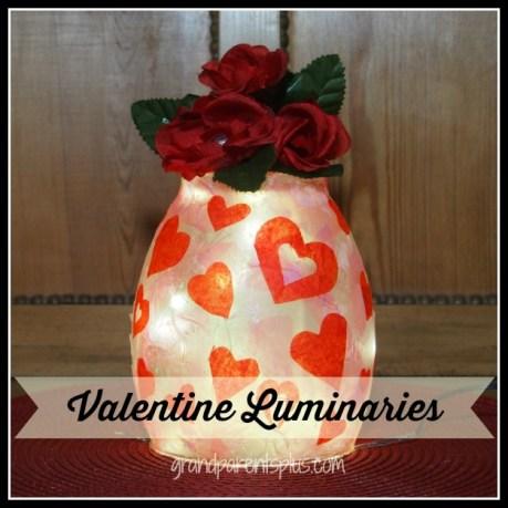 Valentine Luminaries grandparentsplus.com