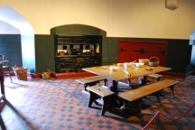 Castell Coch Kitchen