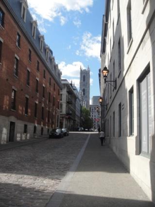 Rue SaintSulpice  Voyage  travers le Qubec