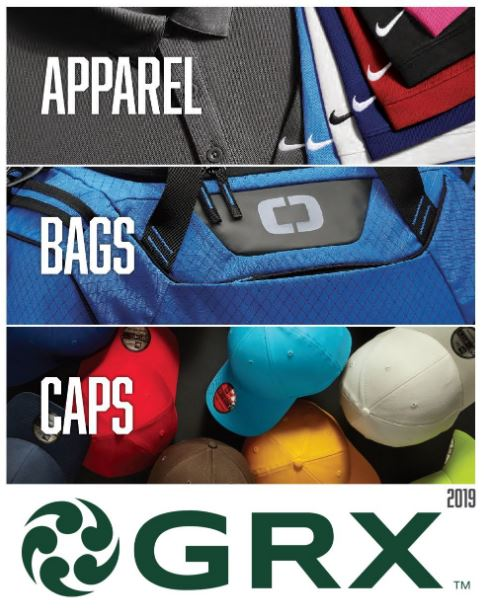 Team GRX Promotional Item Catalog