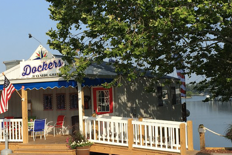 Dockers Bayside Grill Grand Rivers