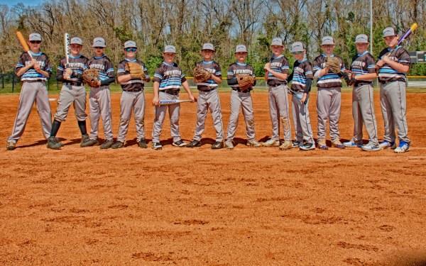 Grand Slam Sports Tournaments Baseball Central Alabama Thunder 10u