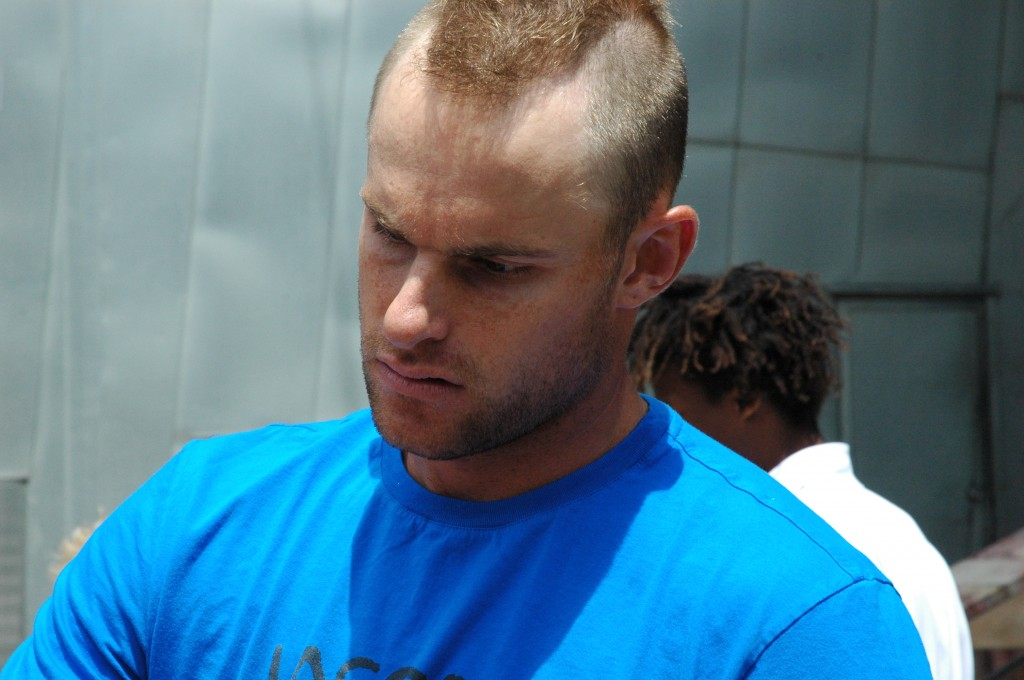 Andy Roddick Hes Still Got It Hair Or Not Or Mohawk