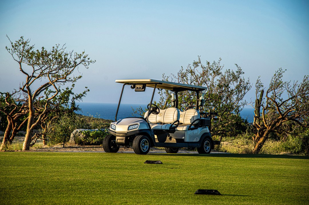 Grand Solmar At Rancho San Lucas among the Best Golf Resorts In Mexico And Central America