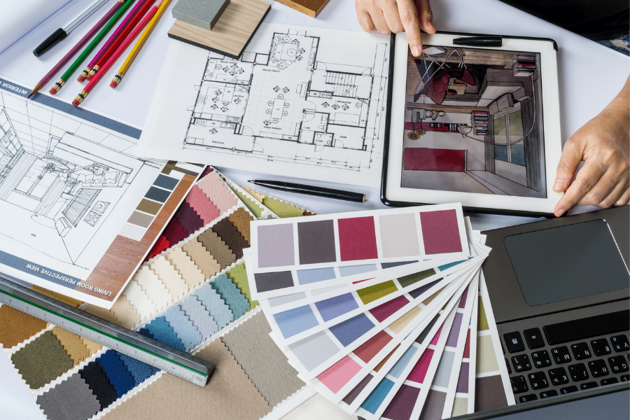 What is the Difference Between an Interior Designer and a Decorator