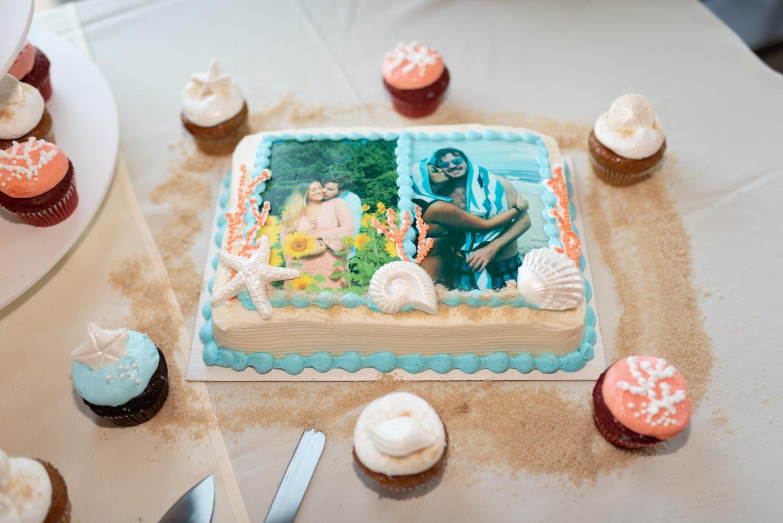 Grooms cake - Grande Dunes Ocean Club - Myrtle Beach