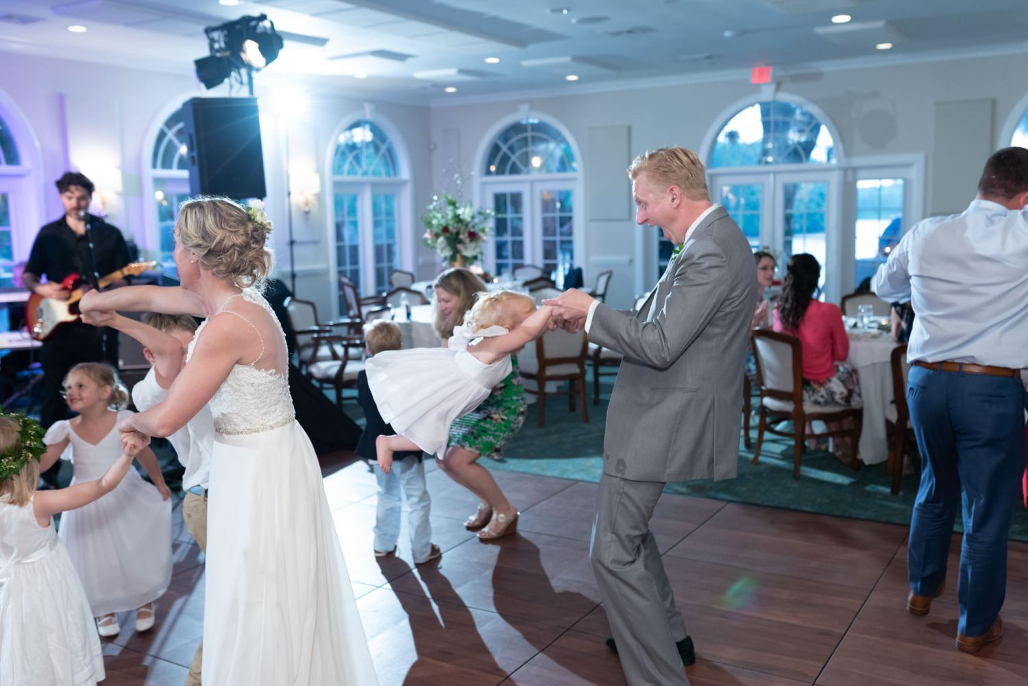 Dancing fun - Wachesaw Plantation
