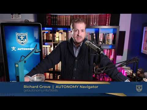 #SmartReads | Richard Grove reviews Public Opinion and Propaganda | AUTONOMY S4W08 Sunday Q&A