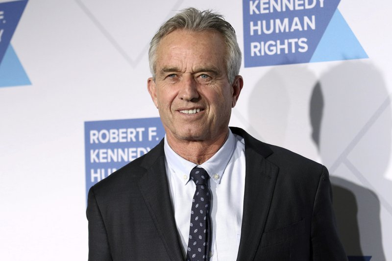 RFK, Jr. Responds to Instagram's Removal of His Account