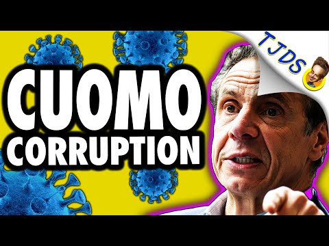 """Cuomo Says Don't Trust """"Experts"""" On Covid To Distract From Scandal."""