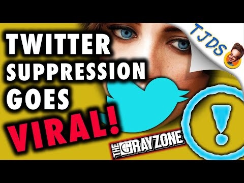 Twitter's Suppression Makes Article Go VIRAL w/Max Blumenthal