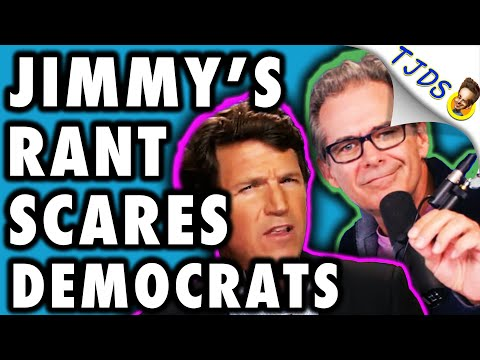 Jimmy's Tucker Rant Spurs Hit Piece From Democrat Rag