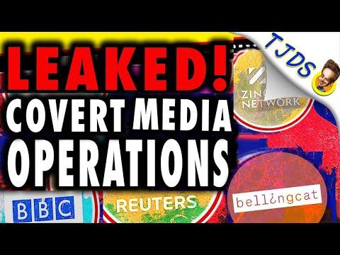 CAUGHT:  BBC/Reuters Paid To Do Government Propaganda