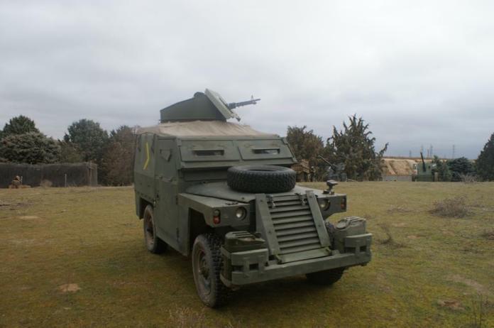 IMG 0459 - Alquiler de vehículos militares, alquiler de camiones de bomberos.