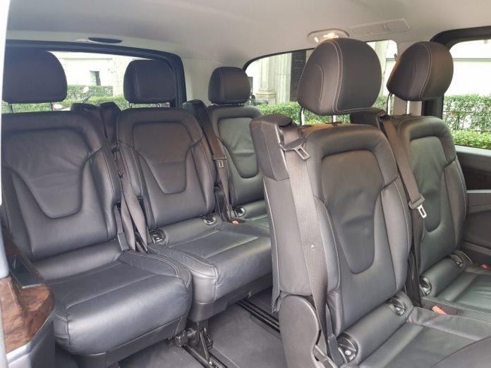 alquiler vehículo 7 plazas mini van mercedes tour madrid transfer aeropuerto 4 1 1024x768 - ✔️✔️Alquiler MiniVán en Madrid 2020