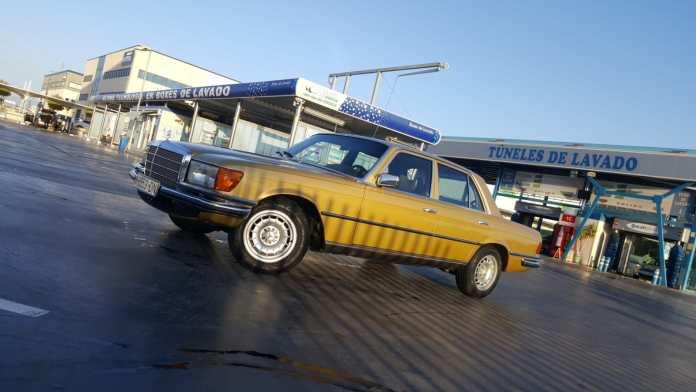 Mercedes e alquiler coches de escena vehiculos de escenacoches para alquilar coches clasicos film car cesion de coches - Alquiler coches clásicos para rodajes y eventos.