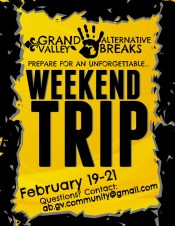 gvab weekend trip