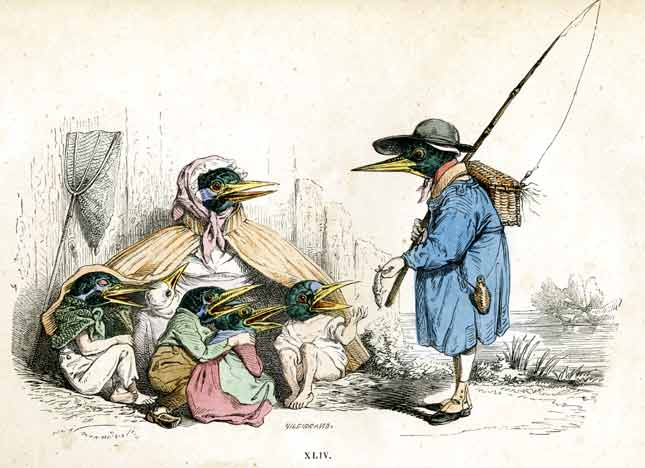 grandville-animals-415-mario-kingfisher-home-empty-handed