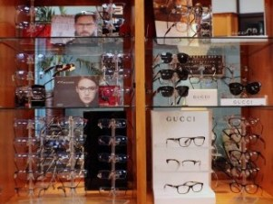 Large Selection of Designer Eyewear