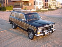 Jeep Grand Wagoneers - Full, Professional, Ground up ...