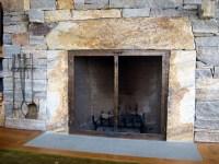Fireplace screens, doors and tools