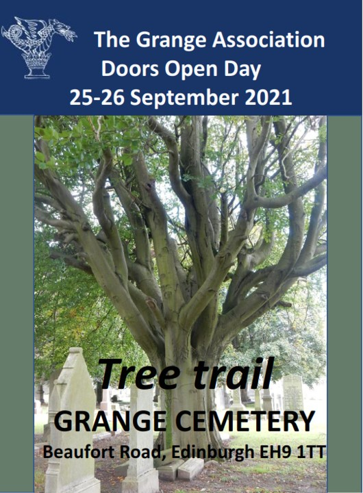 Tree trail leaflet cover