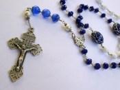 Rosario con crocifisso del perdono