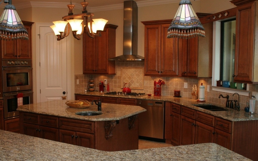 Granite Countertop Design and Installation in Calhoun