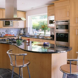 Affordable Blue Granite Countertops