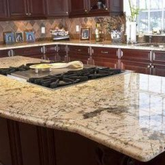 Kitchen Counter Options Ashley Furniture Chairs Low Cost Countertops