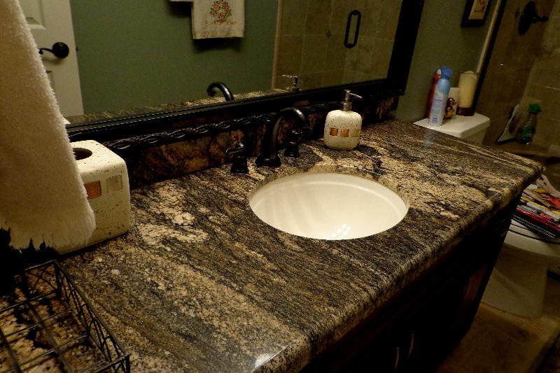 granite bathroom counter tops | granite installer phoenix