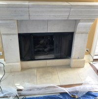 Marble Fireplace Cleaning, Restoration & Maintenance