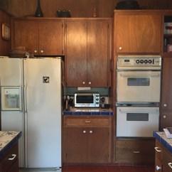 Kitchen And Bath Remodel Rent To Own Homes In Kitchener Cinnamon Shaker Cabinets & Crema Marfil Quartz ...