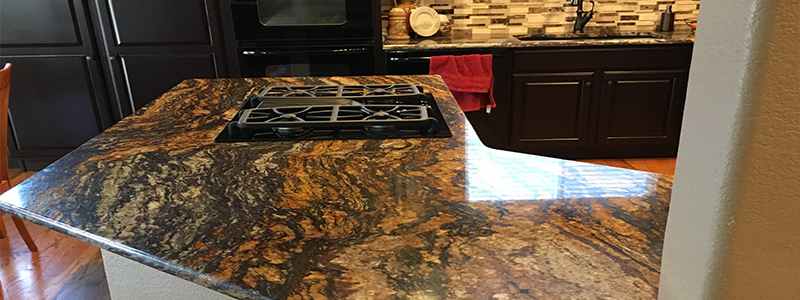 color choices for kitchen cabinets used equipment sedna magma countertop project - granite liquidators