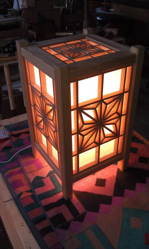 Andon Lamp 2