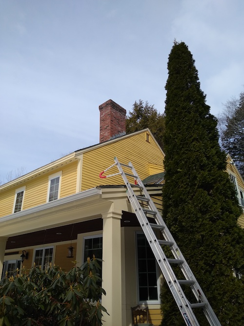 Chimney Inspection Moultonbourgh NH