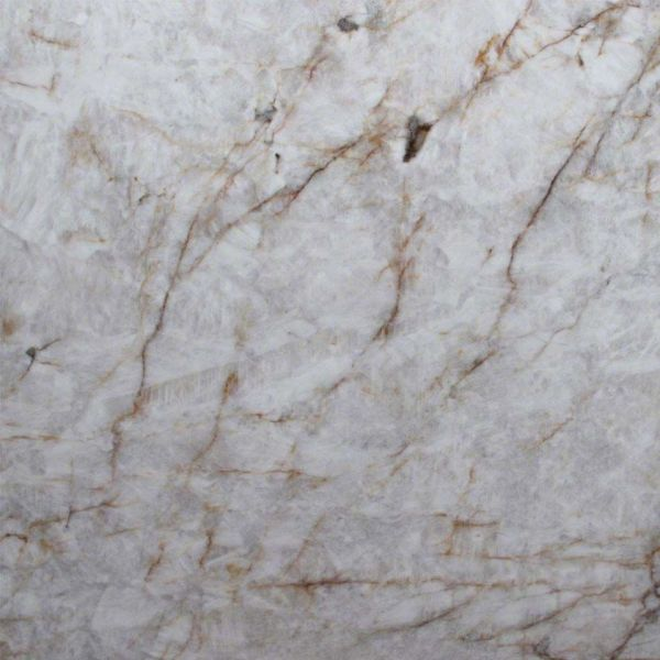 Crystal White Quartzite Countertops