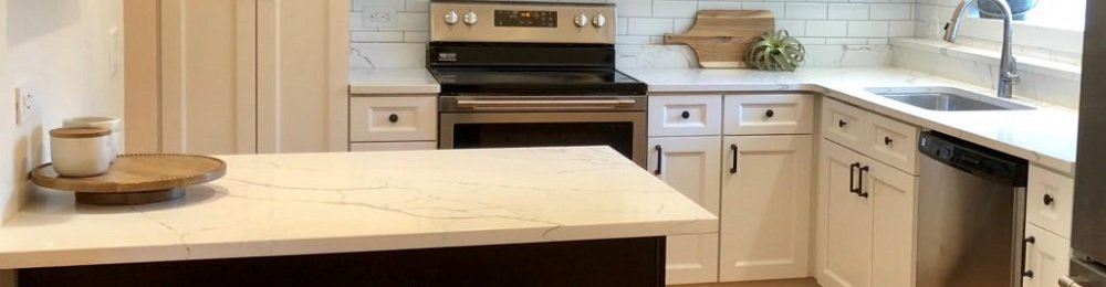 https graniteselection com blog how to cover tile countertops with thin quartz
