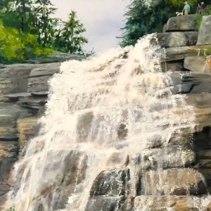 Waterfalls of New England