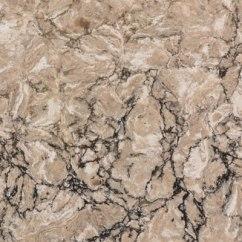 White Kitchen Countertops Tile Floor Ideas Kimbler Mist - Granitex