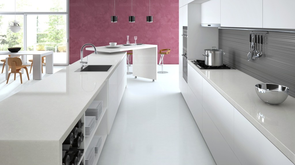 Misty Carrera Caesarstone Quartz  C4141  Granit Plus