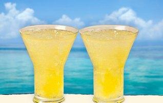 Nuestro limón granizado