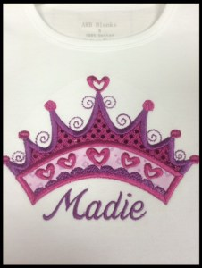 Madie - crown