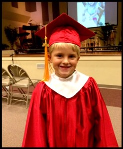 Zeke - graduation