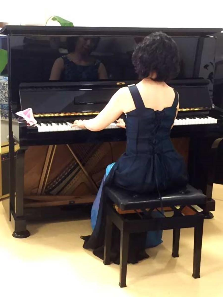 ピアノ 明子 の