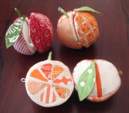 Straight Stitch Society's 'Apples to Oranges Sewing Kit' pattern