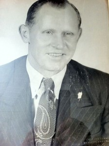 Floyd B. Adams middle aged